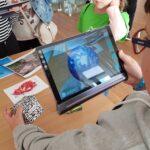 Rzeczywistość rozszerzona Edukacja 3.0 autorskie aplikacje Uniwersytet Dziecięcy