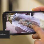 Rzeczywistość rozszerzona Augmented Reality BBC Civilisations