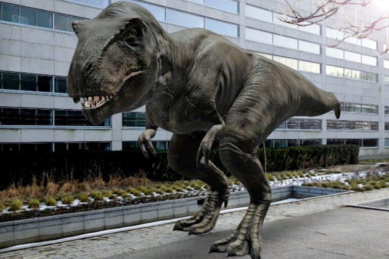 Materiały Wordwall. Dzień dinozaura