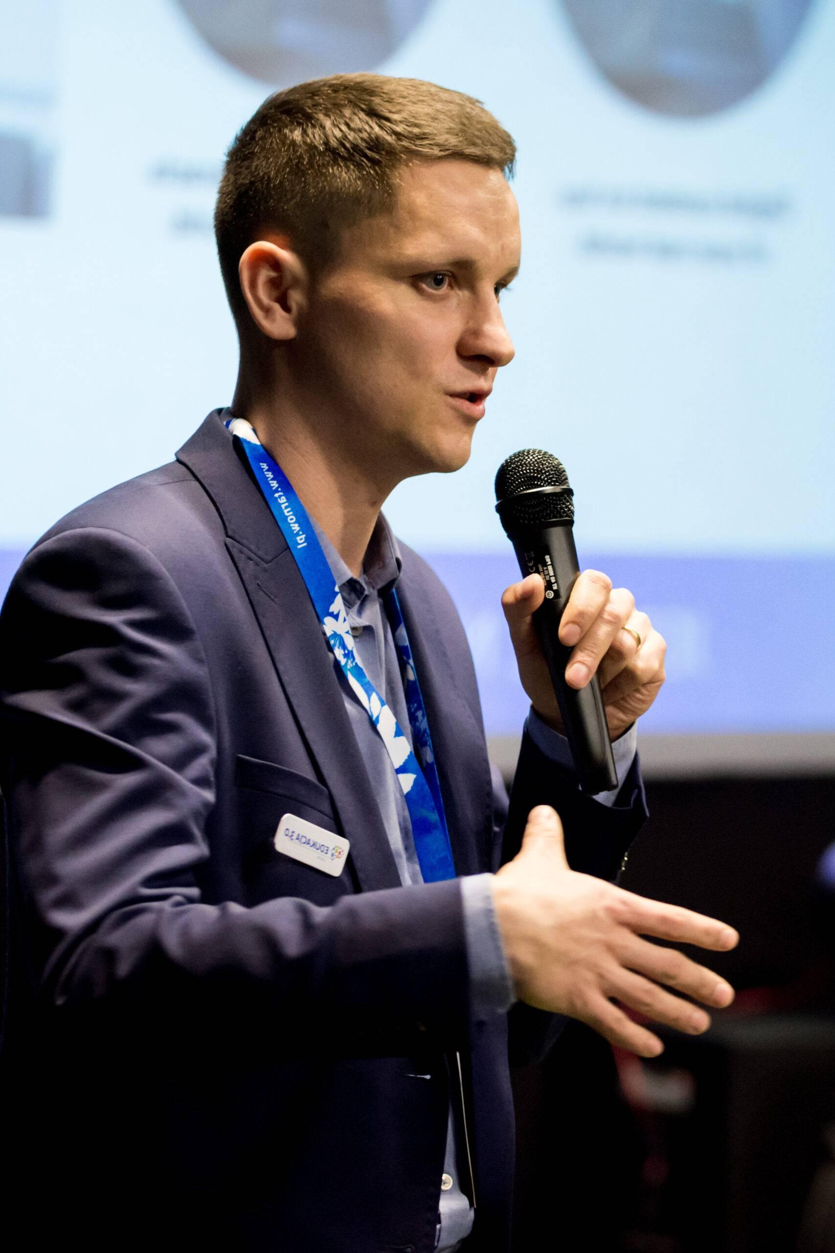 Kongres Kompetencji Cyfrowych Marcin Wolski