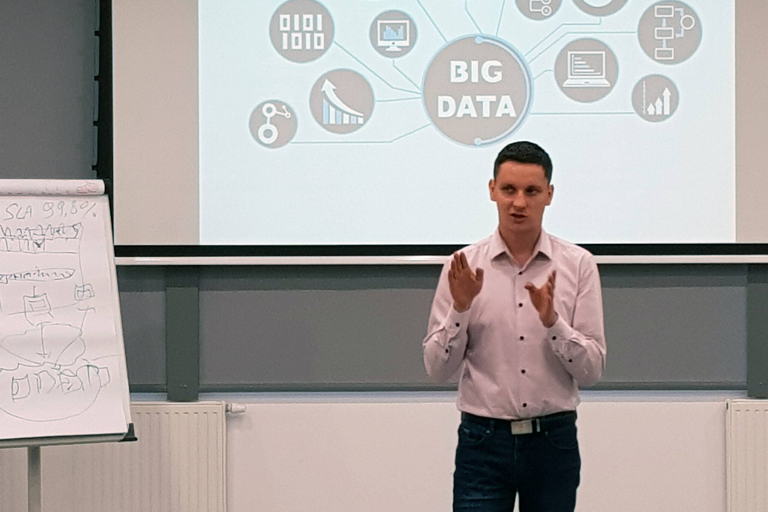 Wykład chmura obliczeniowa Big Data Marcin Wolski