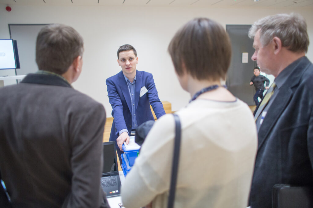 Marcin Wolski konsultacje konferencja UMCS ECOTECH