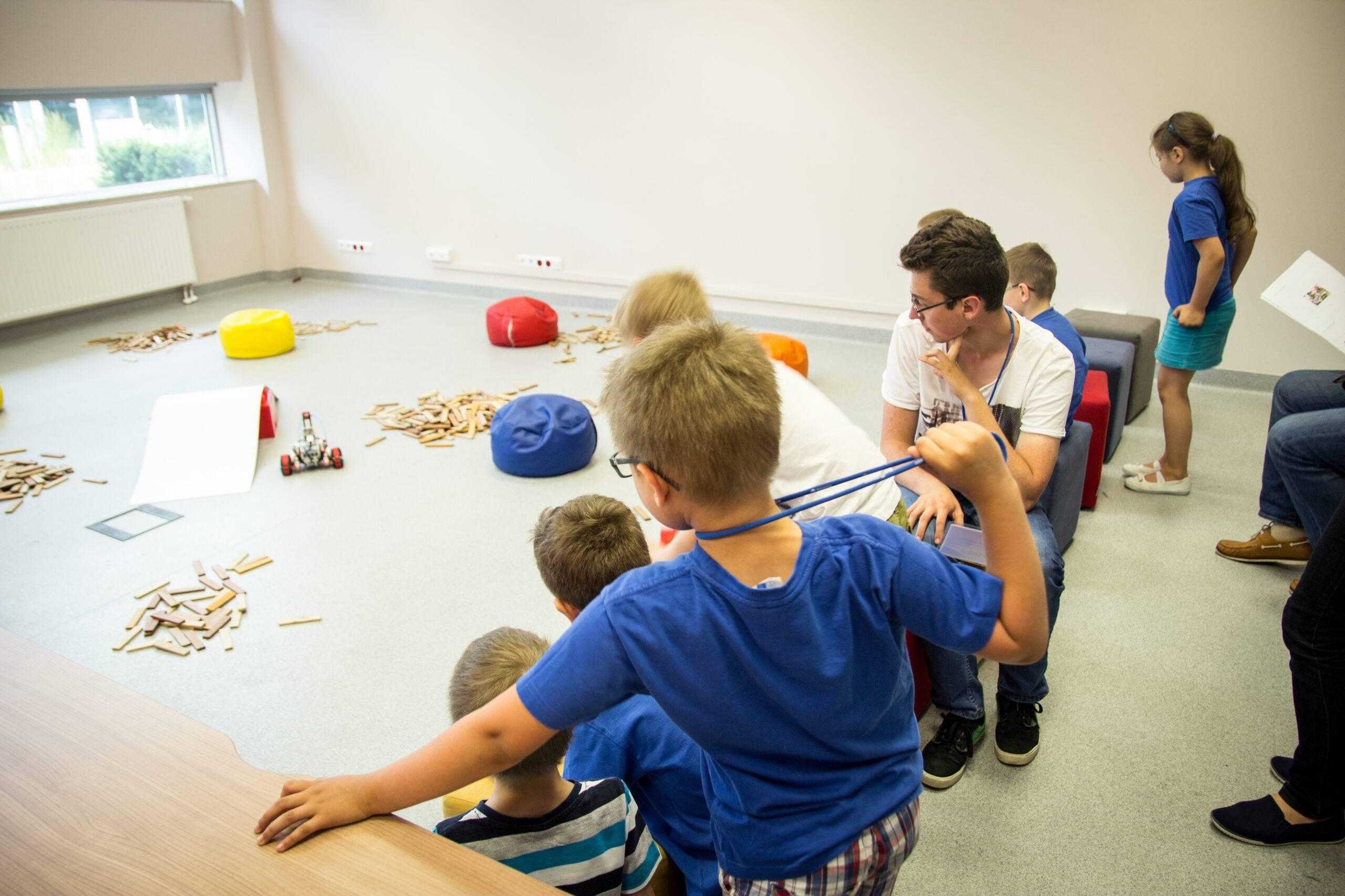 Uniwersytet Dziecięcy - Kreatywne wyzwania