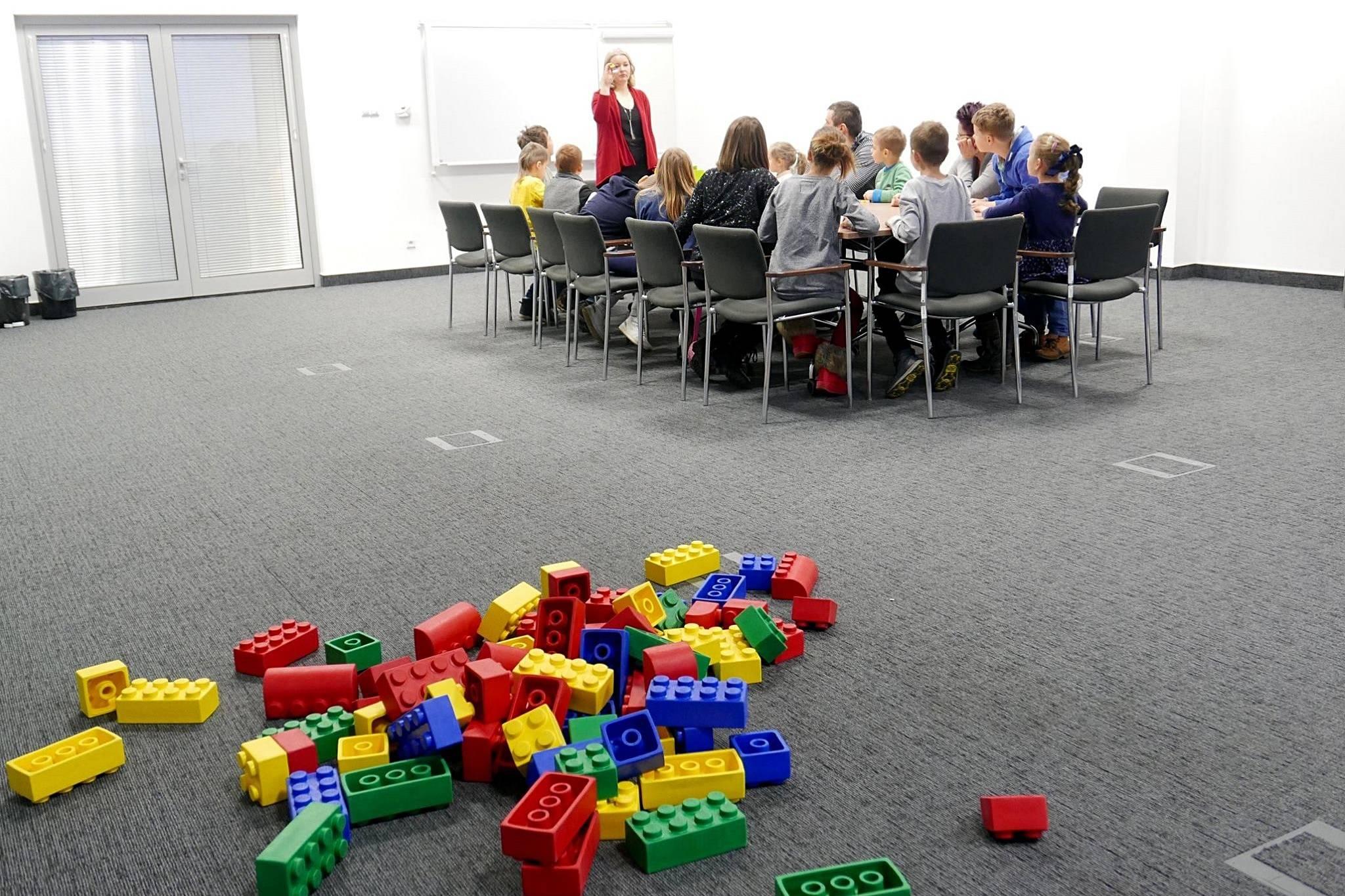 Uniwersytet Dziecięcy - Wykład dla dzieci