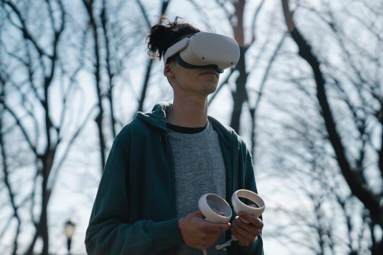 Niewirtualne laboratorium wirtualnej rzeczywistości