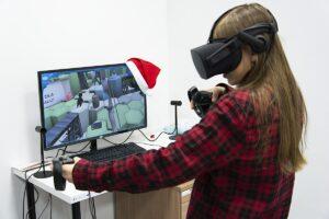 Wirtualna rzeczywistość VR Oculus Rift