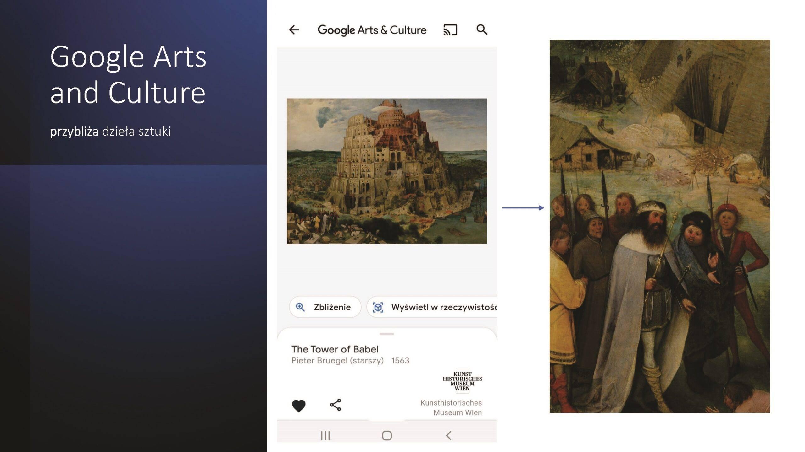 Wieża Babel - Pieter Bruegel