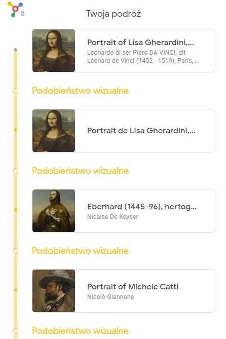 Mona Lisa - powiązania z innymi dziełami sztuki