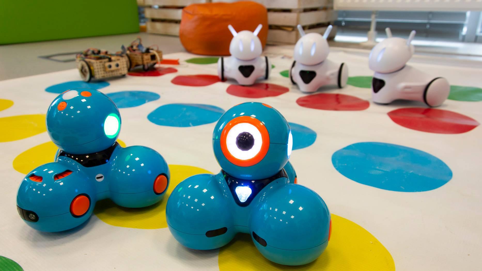 Roboty Wonder Dash Photon LOFI